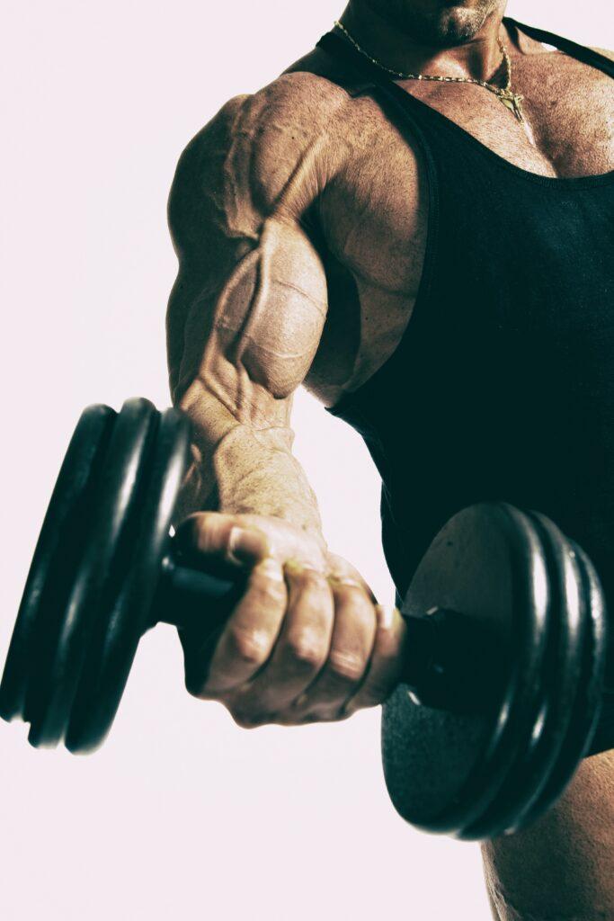 Isolationsübungen Bodybuilding und Koordination