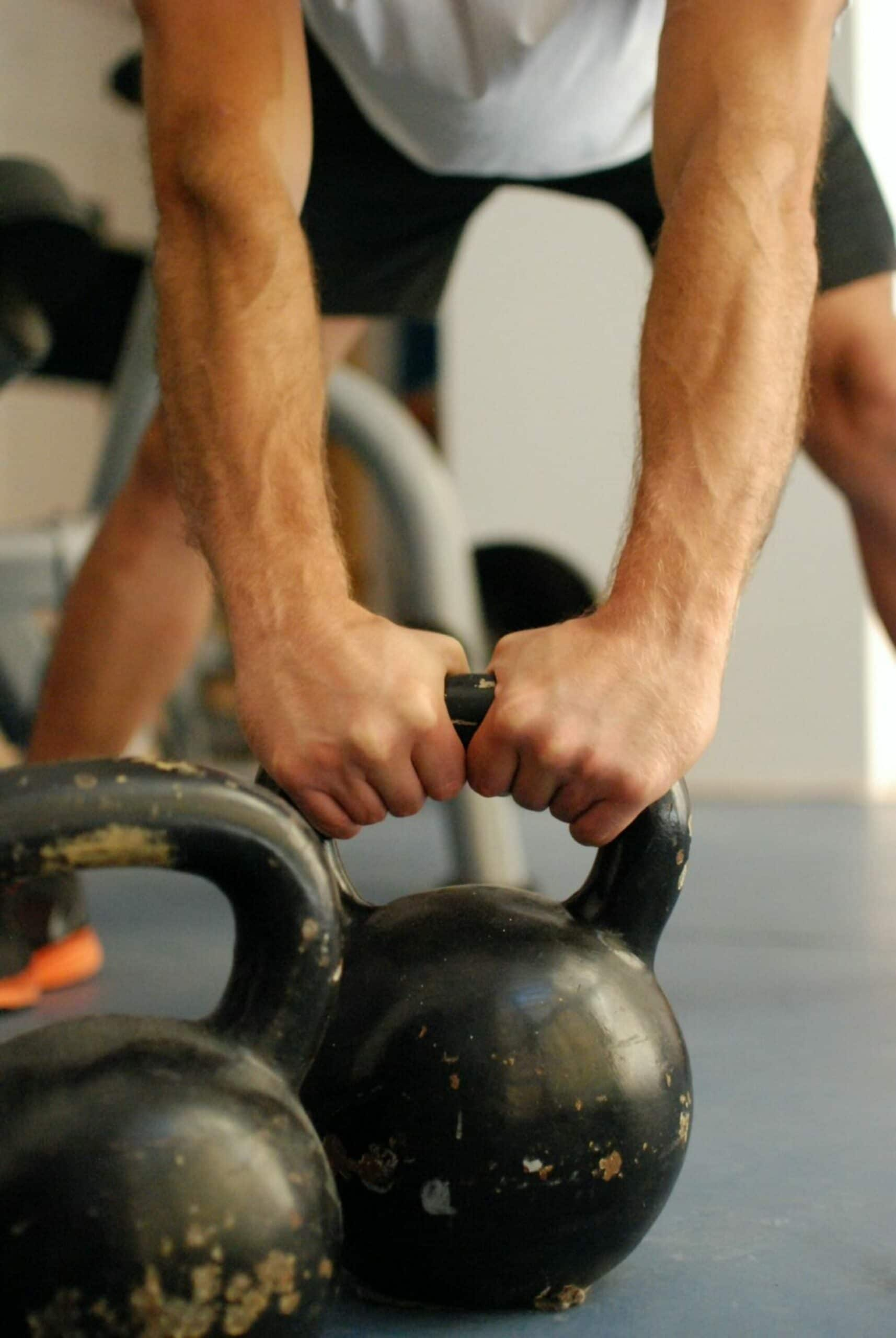 Functional Training mit Kettlebells