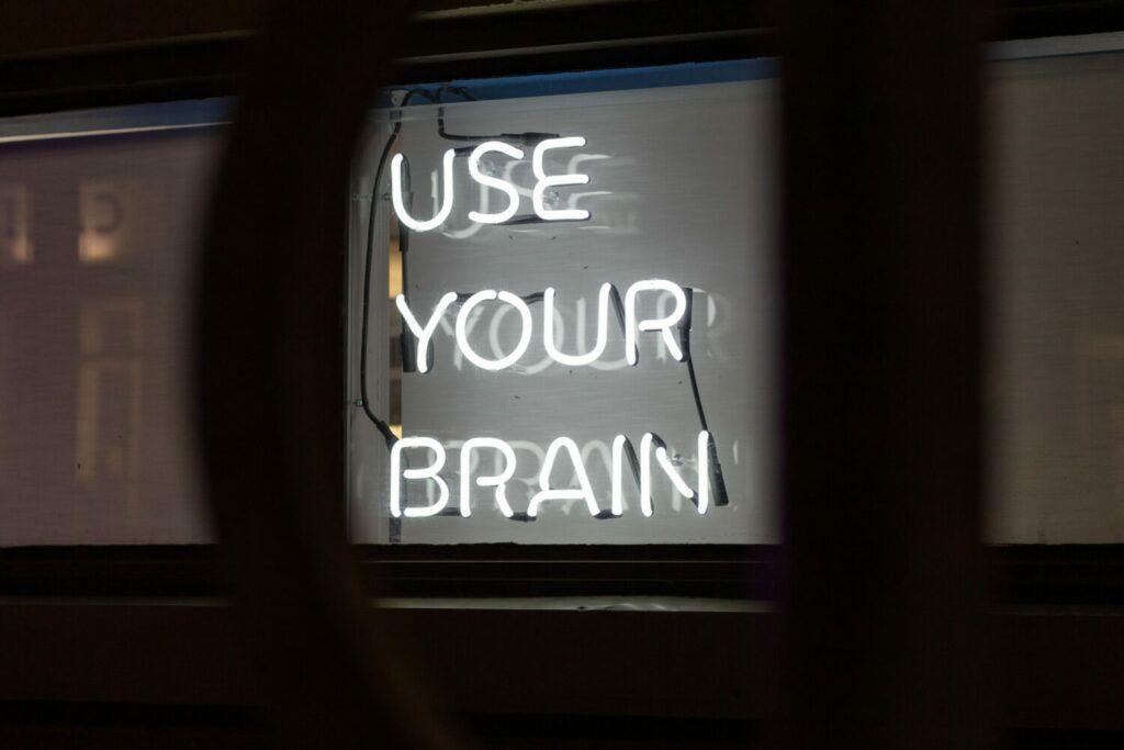 Dein Gehirn und Dein Körper gehören zusammen. Sie bilden eine Einheit
