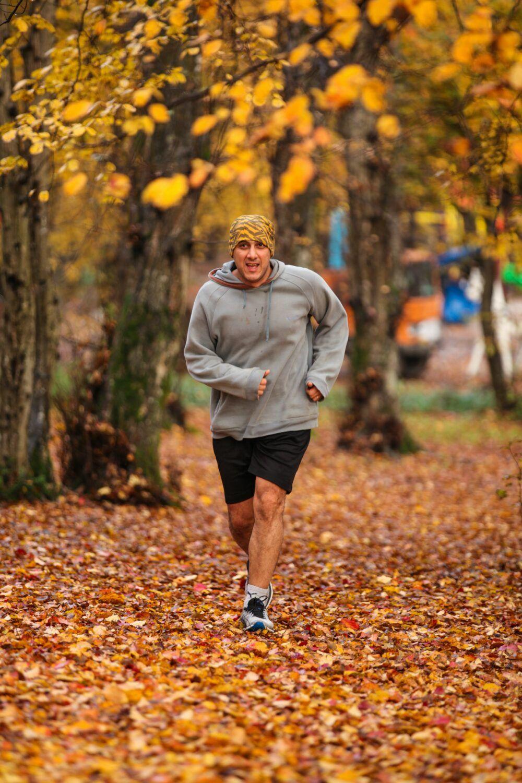 Laufen outdoors - dein erstes Trainngsjahr
