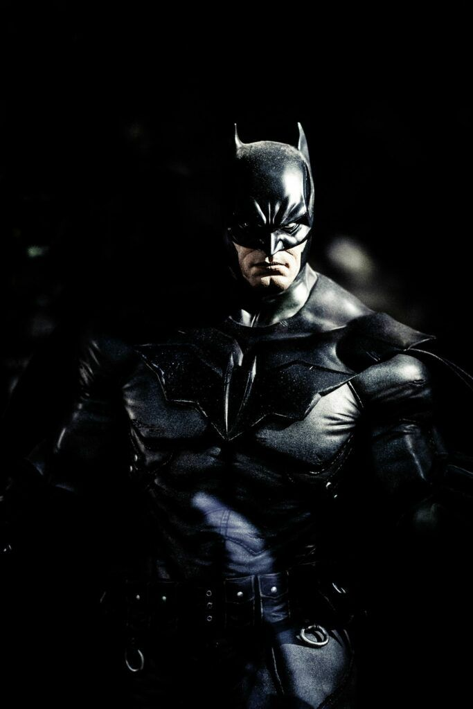 Superfunktionelles Training Batman