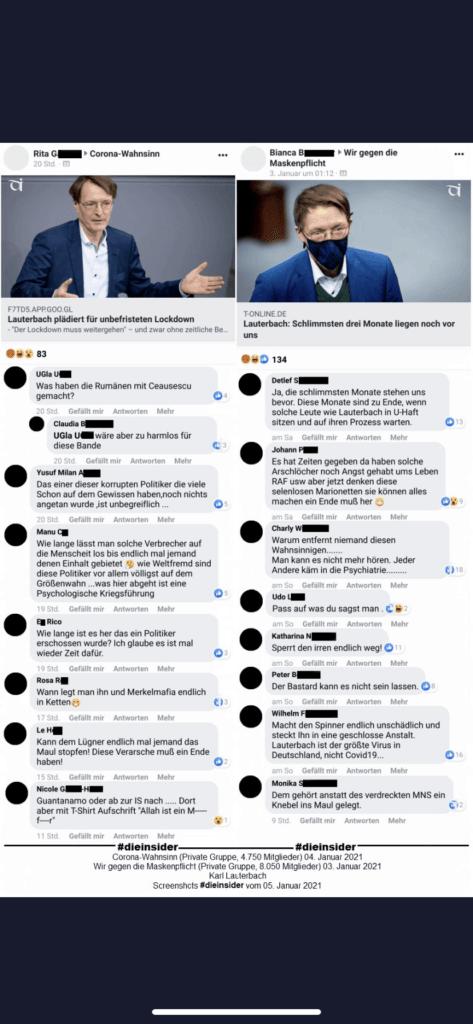 Stoppt due Diskussionen auf Facebook